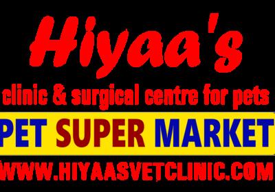 Visit Hiyaa's Pet Supermarket, Ghoramara-Guwahati
